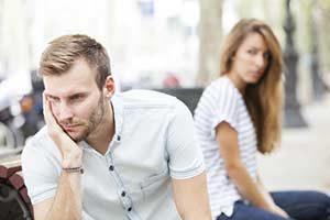 Stress Erschöpft innere unruhe