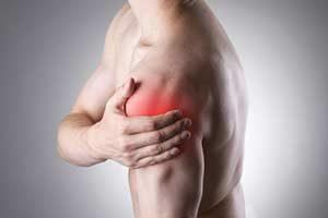 Hausmittel gegen Schulterschmerzen, Schulter