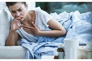 Hustensaft und -Sirup schleimlösend und hustenlindernd Acc 100 Locabiosol Adenoviren akute Bronchitis