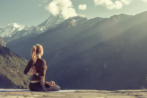 Behandlung Yoga