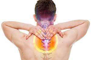Behandlung Dorn-Therapie