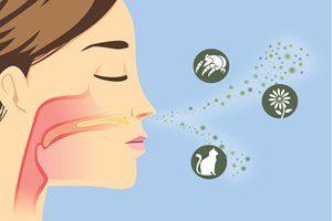 Behandlung Allergologie Nasonex 140 Anaphylaktischer Schock
