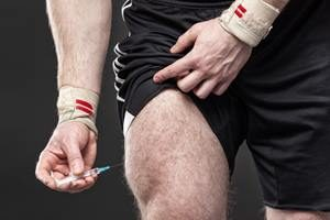 Behandlung Doping