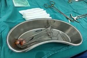 Behandlung Appendektomie