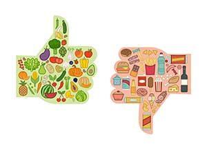 Ernährungsumstellung ketogene diät Psycho Diät