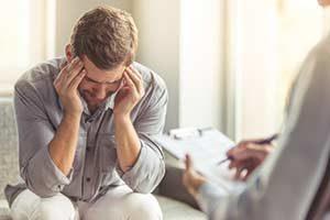 psychotherapie, gesprächstherapie, krise, psyche, depressionen