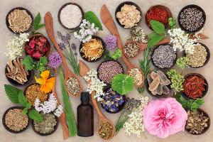 Behandlung Aromatherapie