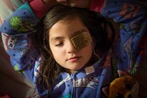 Kamilien tee, Tränensack Hausmittel gegen Augenringe Augenentzündung