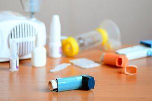 Inhaliergeräte Asthma Behandlung Allergologie