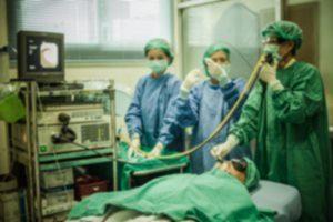 Behandlung Bronchoskopie