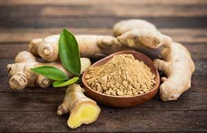 Ingwer Ginger Unterleibsschmerzen