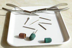 Behandlung Podologie
