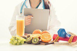 Behandlung Ernährungsberatung