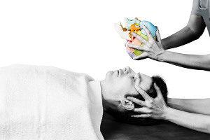 Behandlung Cranio Sacral Therapie