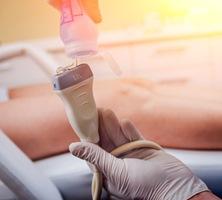 Behandlung Ultraschall