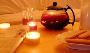 Mönchspfeffer Tee, Schlafstörung
