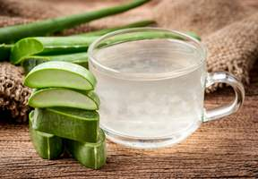 Heilpflanzen Aloe Vera Hausmittel gegen Verstopfung