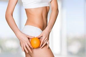 Krankheiten Cellulite