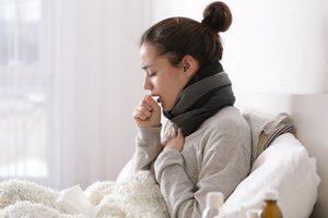 Krankheiten Bronchitis