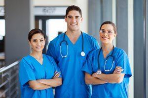 Ärzte & Therapeuten Krankenpfleger