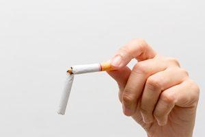 Krankheiten Raucherlunge Nicorette Freshmint Kaugummi 2mg
