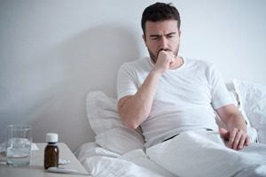 Krankheiten trockener Husten Locabiosol