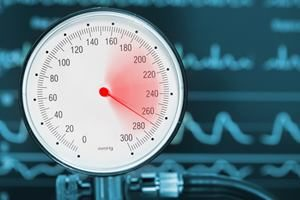 Krankheiten Arterielle Hypertonie