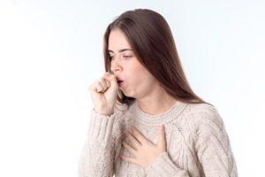Krankheiten trockener Husten, Reizhusten