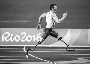 Prothese orthese behinderung gliedermaßen sport rennen amputation