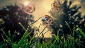 seife rasen gras seifenblasen regenschirm