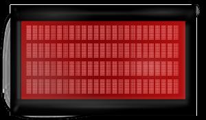 Rotlichtlampe Heizstrahler Infrarot Rot Wärme Hitze