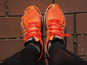 Laufschuhe rennen sport laufen gehen