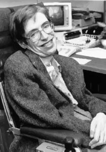 Stephen Hawking Elektrorollstuhl