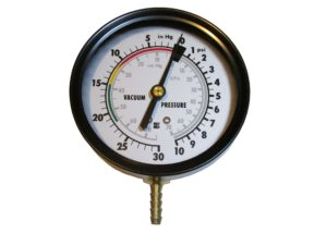 Unterdruck Vakuum Druckmessgerät manometer