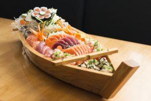 sushi japan diät asiatisches essen fisch