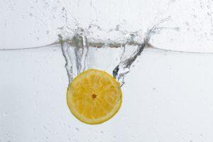 Limonade Master-Cleanse-Diät Zitrone Wasser Kohlensäure