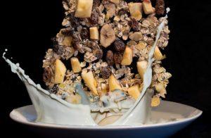 Müsli Frühstück Essen Amapur Diät