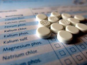 schussler-salze diät homöopathie alternative medizin tabletten
