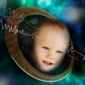 biorhythmus baby sternzeichen astro herzschlag geburt