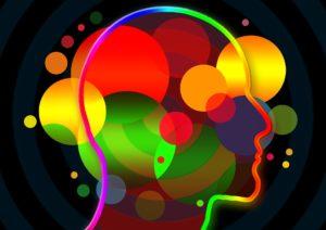 Frequenztherapie gesicht kopf gefühle wahrnehmung psyche