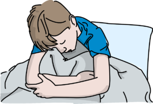 Palliativmedizin krank totkrank traurig junge