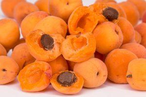 Aprikose Frucht Lebensmittel Essen Nahrung