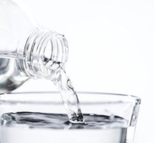 Fiji-Wasser durst