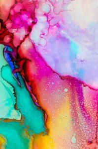 Farben Kunst Farbblindheit Bunt