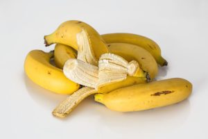 Bananen Kalium