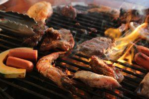 Vitamin B12 - Cobalamin Fleisch Fisch grillen Grill Barbeque Barbecue essen ernährung nahrung lebensmittel Fleisch Fisch Meeresfrüchte