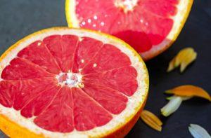 grapefruit , obst , frucht , rot , süß , vitamine , essen