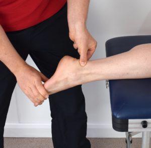 Erste Hilfe bei Achillessehnenriss