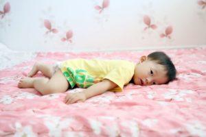 Baby Kind Kleindkind Krampfanfall Risiko Fieberkrampf Kinderkrampf