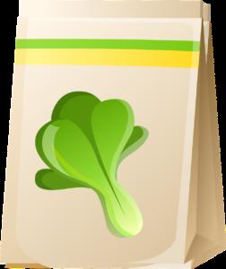 beutel , samen , lebensmittel , natürliche , bio , landwirtschaft , gesund , vegetarier , frisch , roh , gemüse , pak-choi
